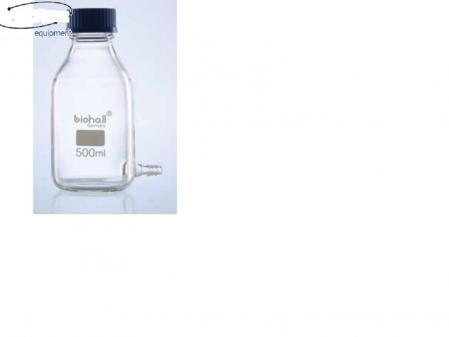 chai thủy tinh có vòi (Biohall)